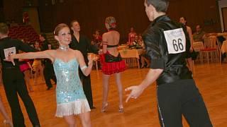 Taneční pár Cortney Mansourová a Michal Češka ani při třetím letošním startu.