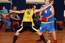 V utkání oblastního přeboru II. třídy basketbalistů porazil BK Vyškov tým Blanska 71:58.