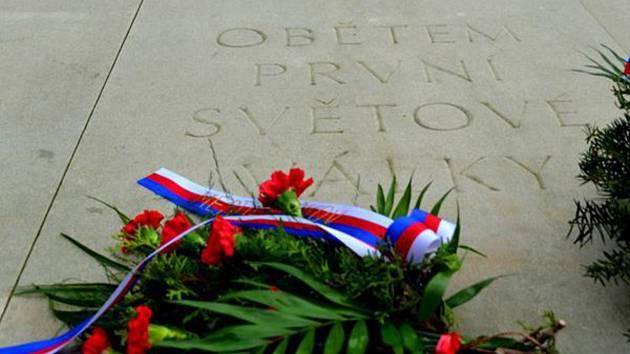 Ve Vyškově uctili veterány, kteří bojovali v první světové válce a nejen tam.