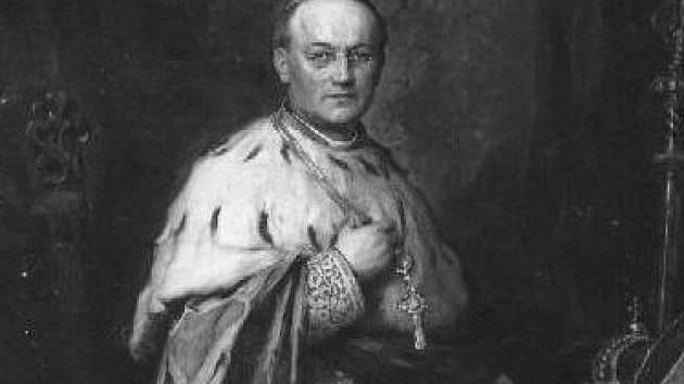Arcibiskup Theodor Kohn.