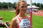 I Vyškovští atleti trénují v omezených podmínkách a připomínají si zážitky a výsledky z minulých závodů hlavní sezony. Foto: ahavyskov.cz