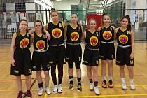 Jen sedm vyškovských basketbalistek odehrálo zápas celostátní ligy juniorek U19 v Ostravě. Přesto body putovaly do Vyškova.