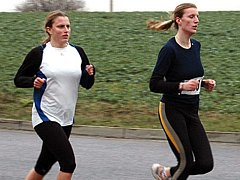 Vyškovští běžci zazářili v Hranicích.