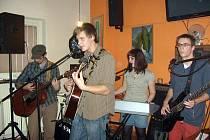 Vyškovská skautská hudební skupina Lucky circus.