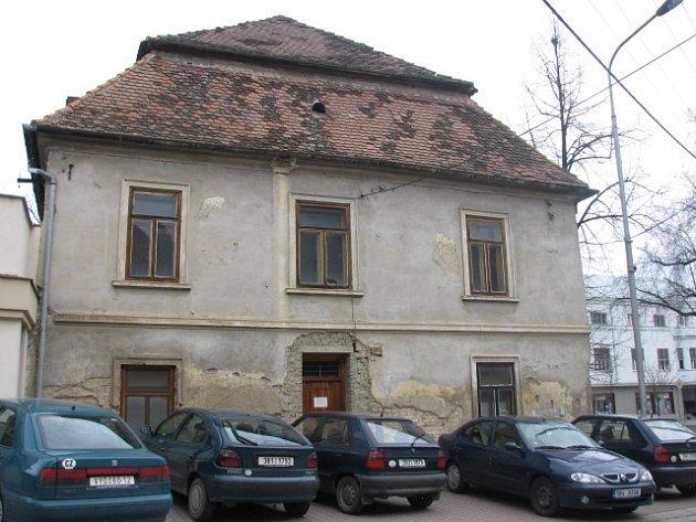 Stará pošta na Sušilově náměstí, Rousínov