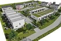 V Nemojanech vzniká nová zástavba osmadvaceti rodinných domů. Někteří obyvatelé mají z výsledku obavy.