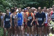 Běžci vyrazili na trať Nemojské sedmičky