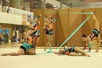 Gymnastky Traska prodloužily svoji medailovou sérii z mistrovství republiky.
