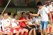 Jan Trousil tvoří kádr Vyškova pro druhou ligu.