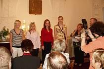 Dívky ze skupiny quARTet spolu skvěle ladí