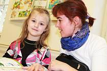 Na dni otevřených dveří v Základní škole Nádražní ve Vyškově učitelé a žáci prostřednictvím ukázkových hodin předvedli, jak to vypadá během vyučování.