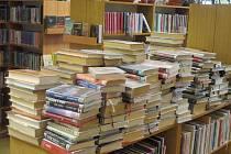 Knihovna v Bučovicích otevírá v úterý 19. května. Ilustrační foto.