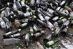 Zázemí odpadové společnosti Hantály ve Velkých Pavlovicích