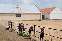 Piafa získala mimořádnou dotaci na opravu střechy a krovu jízdárny.
