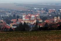 Město Bučovice. Ilustrační foto.