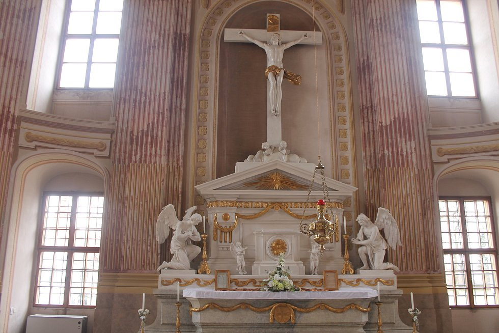 Zámecká kaple.