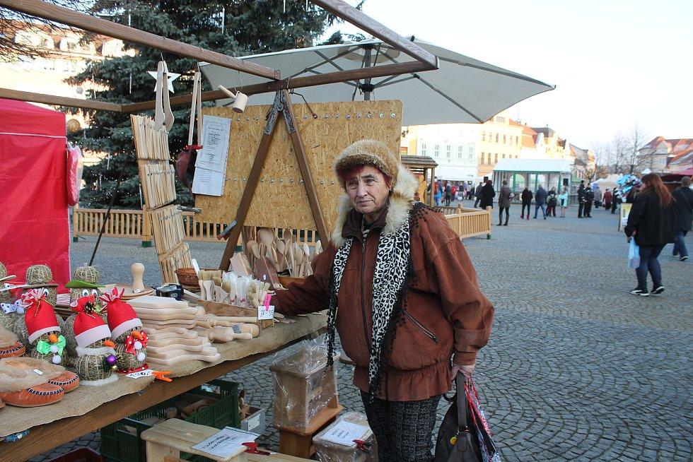 Vánoční trhy ve Vyškově