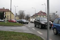 Přechod u bývalého vyškovského okresního úřadu město nechá posunout blíž ke křižovatce Brněnské a Nádražní ulice.