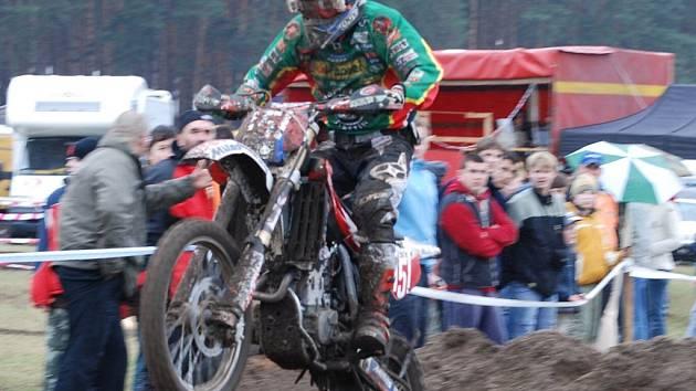 Ježkovický jezdec Martin Gottvald patří v motokrosu k absolutní špičce.