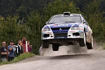 Rally Vyškov.