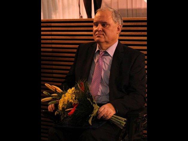 Antonín Hrabec měl šanci setkat se s prezidentem Milošem Zemanem. Příležitost si doslova vychutnal.