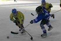 Kdo si nadělí vánoční dárek v podobě vítězství na hokejovém turnaji pátých tříd, se dozvíme během sobotního dne na zimním stadioně ve Vyškově.
