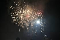 Poprvé měli v Ivanovicích na Hané ohňostroj až prvního ledna večer. Kvůli dětem