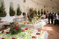 Ve dnech 18. až 20. září mohli návštěvníci obdivovat Oblastní výstavu ovoce a zeleniny ve Slavkově.