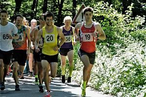 Nemojskou devítku vyhráli Irena Pospíšilová a Pavel Dvořák.