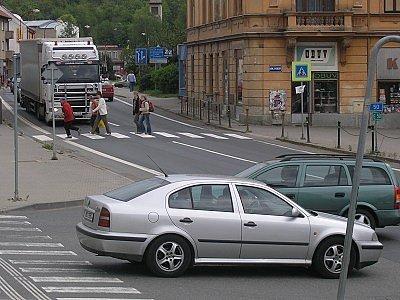 Nestkutečný provoz v Bučovicích.