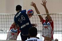 V posledním dvoukole II. ligy vyhráli volejbalisté Sokola Bučovice nad Sokolem Drásov 3:0 a 3:1 a pošesté za sebou soutěž vyhráli.