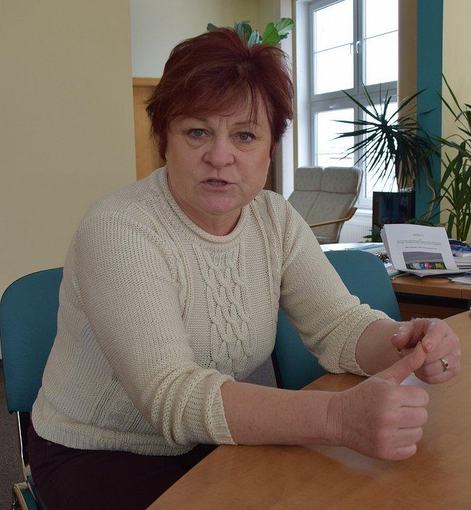 Poslankyně a ředitelka odpadové společnosti Hantály Jana Krutáková