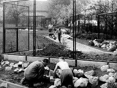 Před víc než padesáti lety, v roce 1965, kdy vyškovský zoopark vznikal, byly v jedné z jeho částí umístěné voliéry pro zvířata. Ty už neodpovídají dnešním požadavkům. Místo nich letos vznikne pavilon Austrálie. Obsadí ho klokani a andulky.