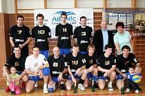 Volejbalisté Bučovic proletěli soutěží jako šíp. Nad Holubicemi zvítězili 3:1.