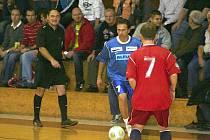 Futsalový turnaj Drnovic.