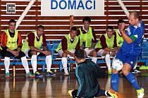 V utkání II. ligy futsalistů remizoval domácí Amor Vyškov se Šumperkem 2:2 (2:0).
