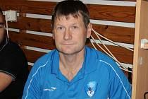 Antonín Petlach, předseda futsalistů SK Amor Kloboučky Vyškov, II. liga