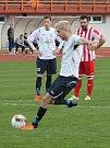 Ve 20. kole MSFL prohráli fotbalisé MFK Vyškov na domácím trávníku se Spartakem Hulín 1:3.