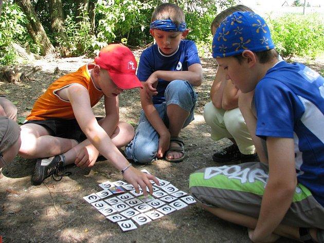 Zábavný den pro děti Děkanáda má v Krásensku pětiletou tradici.
