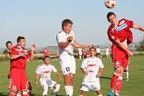 V přípravném utkání na hřišti v Radslavicích remizoval divizní MFK Vyškov s účastníkem moravskoslezské ligy 1. HFK Olomouc 1:1.