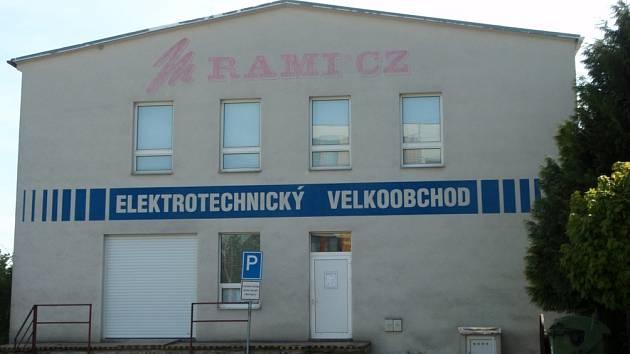 Nynější sídlo firmy Rami