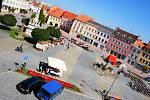 Dny památek nabídly ve Vyškově šermířské šarvátky nebo historický jarmark. A volný vstup do památek.