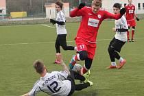 V posledním přípravném utkání na jarní start MSFL FK Mohelnice porazil MFK Vyškov 2:1.