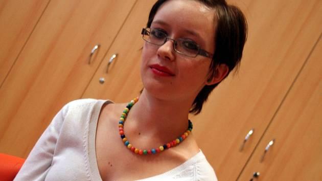 Patnáctiletá Karin Václavíková získala první místo v republice