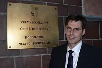 Michael Hrbata začátkem týdne rezignoval po dvanácti letech na post oblastního předsedy ODS.