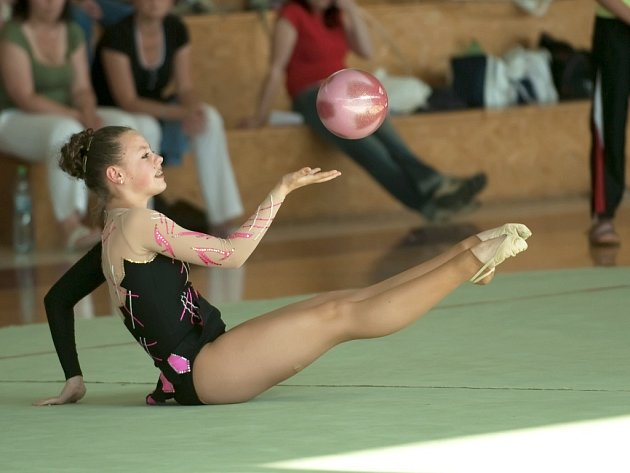 Vyškovský klub moderních gymnastek