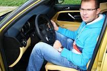 Velký úspěch letos na konci tuningové sezony získal Jan Bittner. Jeho zlatý Golf 4 se dostal mezi top 10 vytuněných aut republiky.