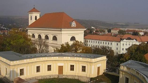 Slavkovský zámek láká Italy i Francouze. Ilustrační foto.
