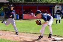 Baseball Pelikans Bučovice žáci U10.