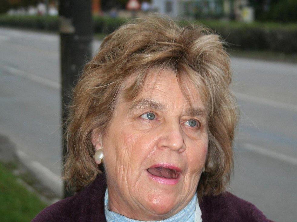 Marie Štěpančíková,  66 let,  důchodkyně